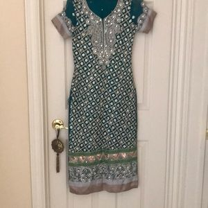 Pakistani and Indian desi outfit